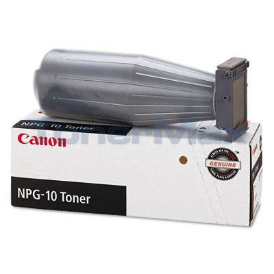 CANON NPG-10 TONER CARTRIDGE BLACK